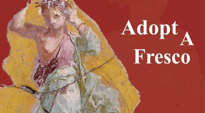 Adopt-a-fresco-fundraisign-fondazione-ras